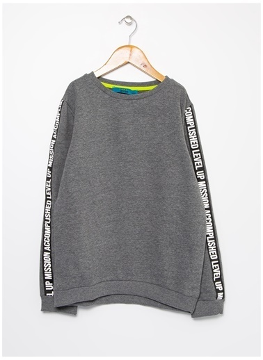 Funky Rocks Sweatshirt Antrasit